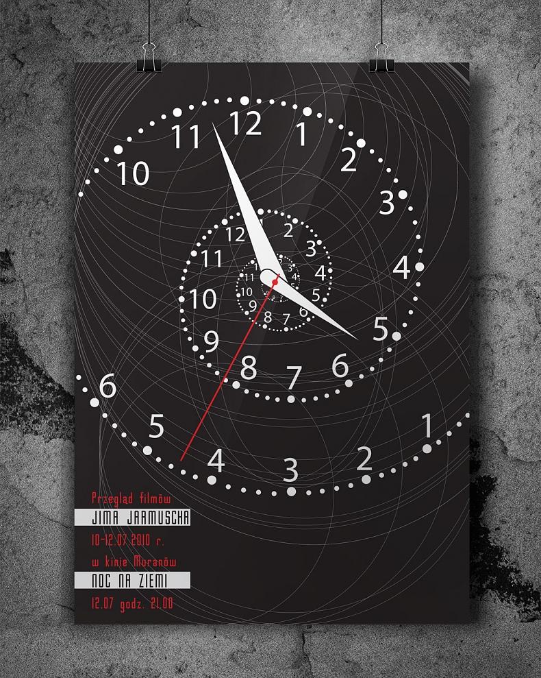 Jim Jarmusch Plakaty Filmowe Stowarzyszenie Twórców