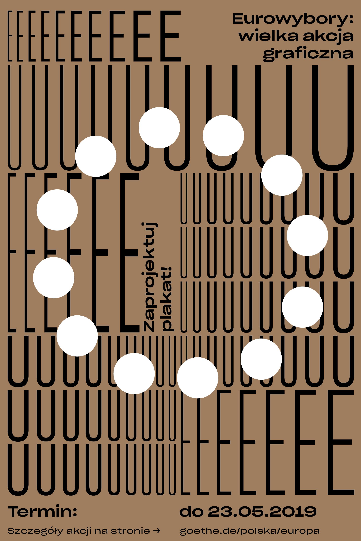 Zaprojektuj Plakat Na Eurowybory Stowarzyszenie Twórców