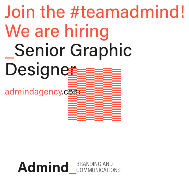 Senior Graphic Designer